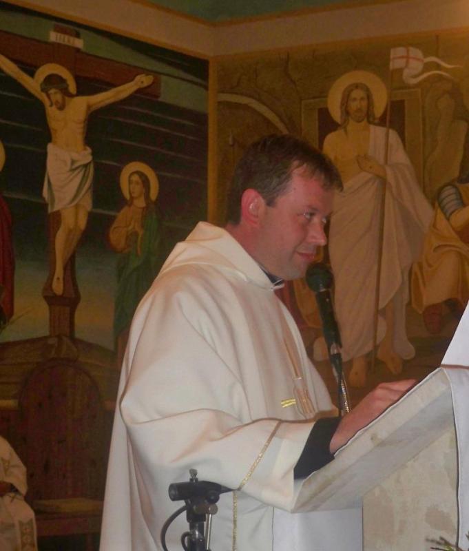 Първа проповед на отец Паоло на български език - Белене 2011 г.
