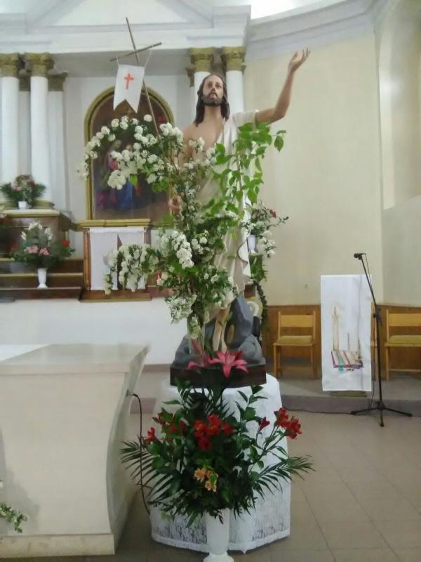 Христос възкръзна! Cristo è risorto!