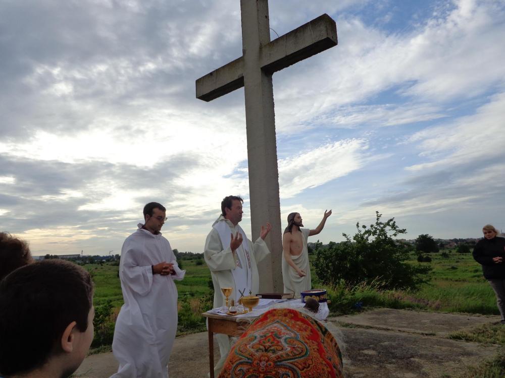 Проповед на от. Паоло за Възнесение Господне, 2011 г.