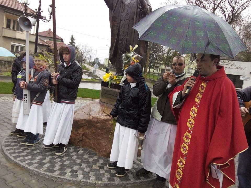 Проповед на от. Паоло за Петдесядница, 2011 г.