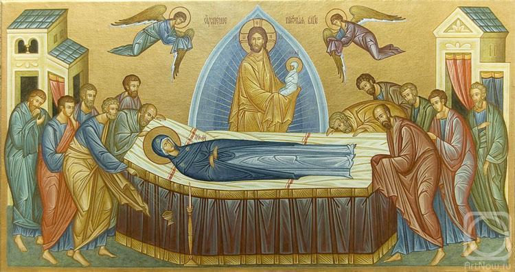 Проповед на отец Павел за Успението на Мария / 2012 г.