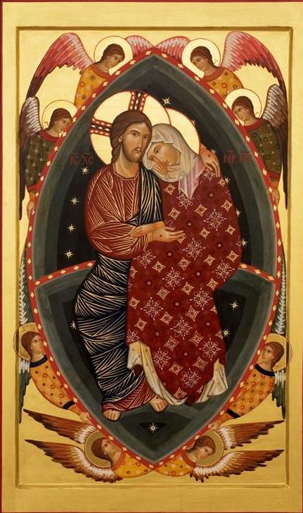 Проповед на отец Павел за Успението на Мария / 2013 г.