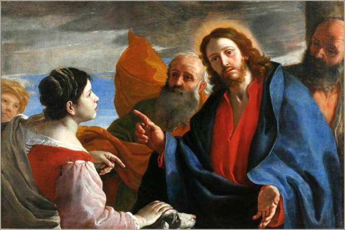 Проповед на отец Койчо Димов за Неделя на Хананейката