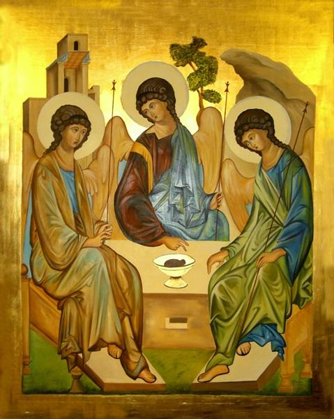 Проповед на отец Павел за Светата Тройца, 2011 г.