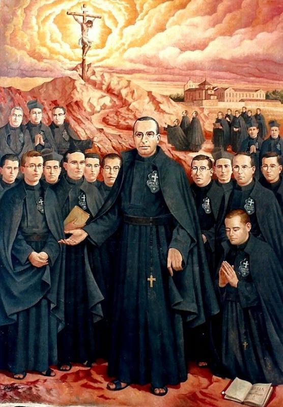 26 пасионисти от Даимиел (1936)