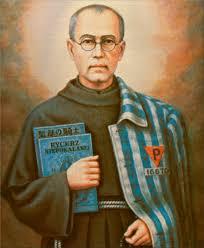 от. Максимилиан Колбе (1894-1941)
