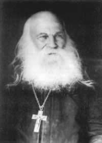отец Михаил Апостолов (1899 - 1988)