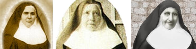 сестри Фидела, Жосефа и Факунда (1936)
