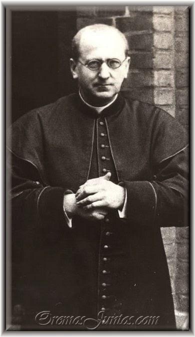 отец Бернхард Лихтенберг (1875-1943)