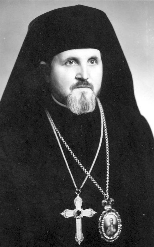 Архиепископ Методий Стратиев (1916-2006)
