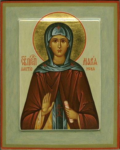 Мария Лактионова (1884-1938)