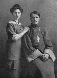 отец Александр Крылов (1892-1938)