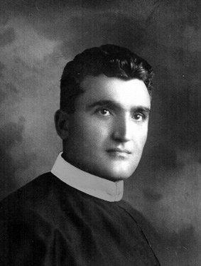 Отец Иван Зятык (1899 - 1952)